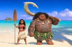 Moana Theatrical Review