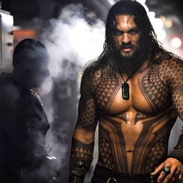 Early Aquaman Screening Compares it to Star Wars & Indiana Jones