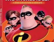 Incredibles DVD Specs