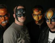 Cool Superhero Make-Up Masks