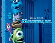 Monsters Inc Blu-ray Cover Art