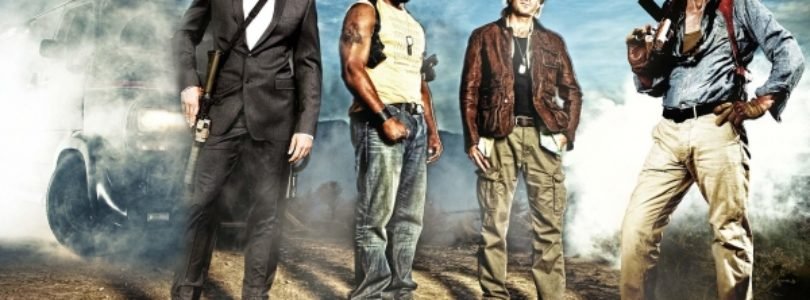 The A-Team: Bradley Cooper as Lt. Templeton 'Faceman' Peck, Quinton