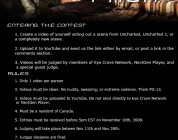Uncharted 2 Contest