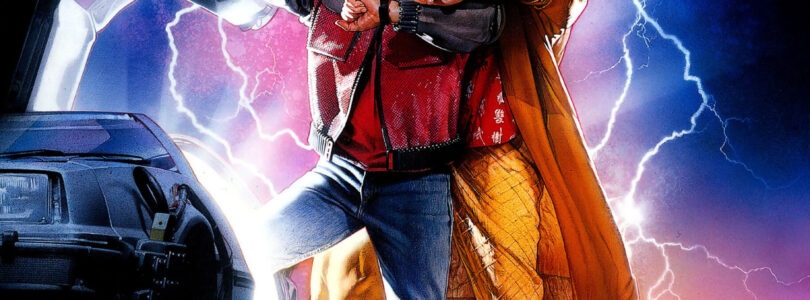 October Sees 'Back to the Future' on Blu-ray