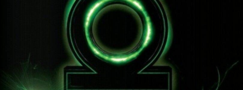 'Green Lantern' Movie Logo Chosen