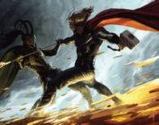 SDCC Reveals Thor & Captain America Posters