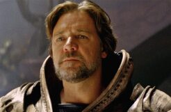 Russell Crowe is… in Thor: Love and Thunder