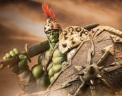 Planet Hulk Armour Revealed for Thor: Ragnarock