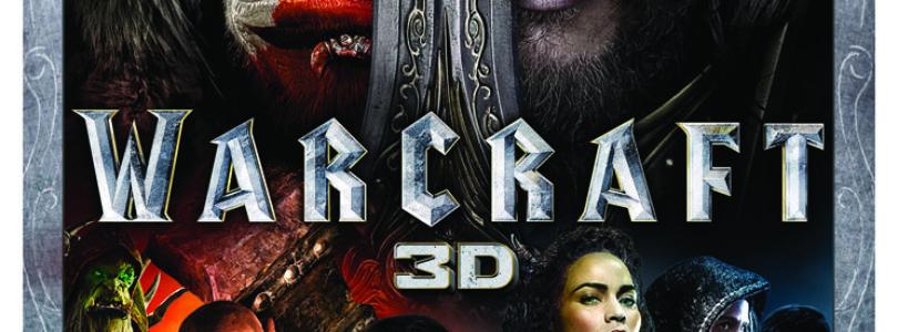 Warcraft Blu-ray / DVD Arrives in September