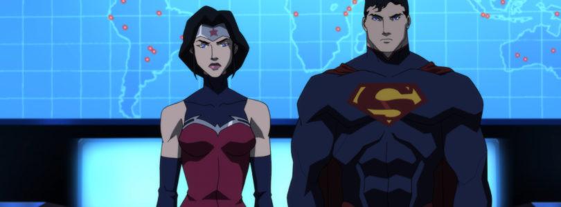 Justice League Dark – All-New Clip