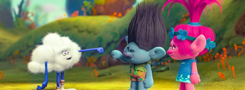 Trolls to Sing and Dance on 4K / Blu-ray in Feb