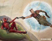 """Deadpool's """"Wet on Wet"""" Teaser"""