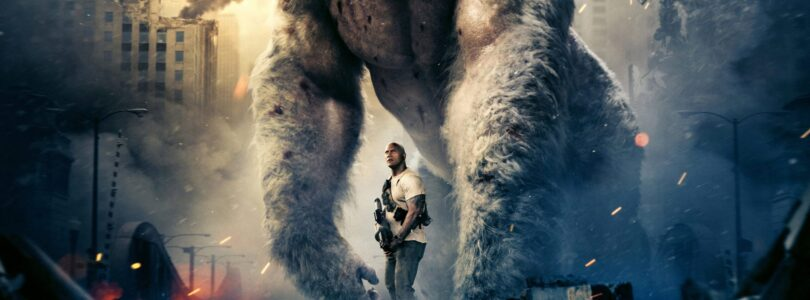 Rampage – Official Trailer