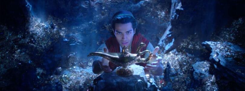 Disney's Aladdin Teaser Trailer
