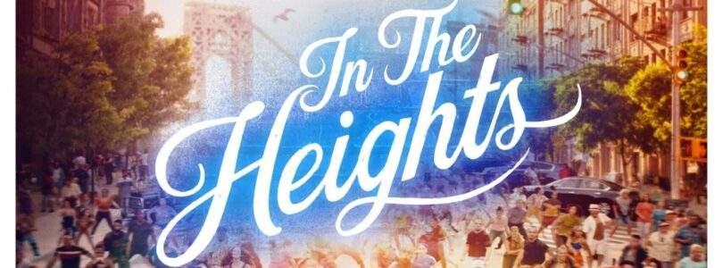 First 8-Minutes of In The Heights