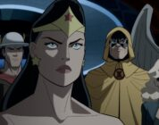 Steve Trevor Proposes – Justice Society: WWII