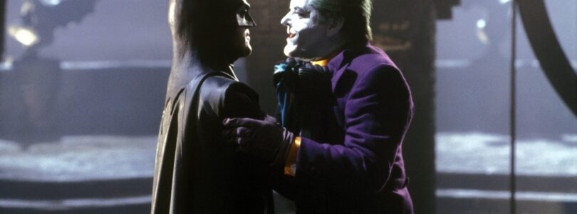 Keaton is a Batman in The Flash