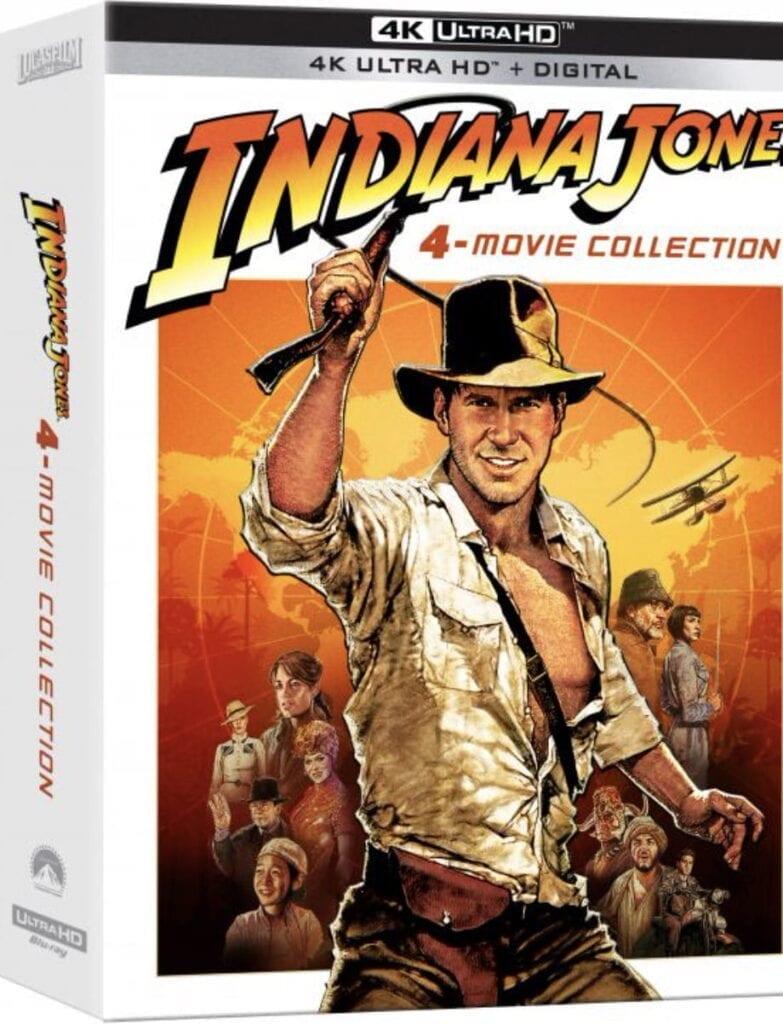 Indiana Jones 4K UHD Box Set