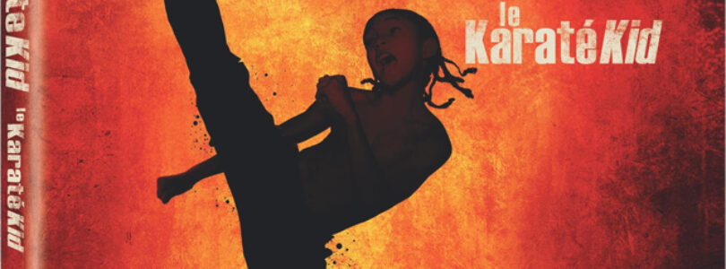 The Karate Kid Lands on Blu-ray in October