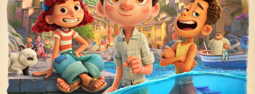 Luca – Official Trailer