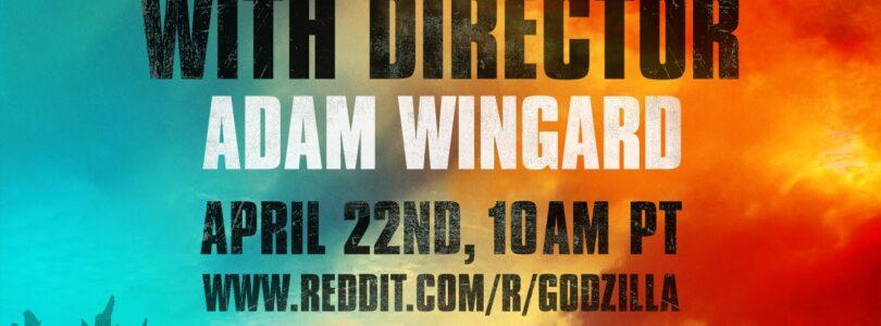 Reddit AMA with Adam Wingard Tomorrow