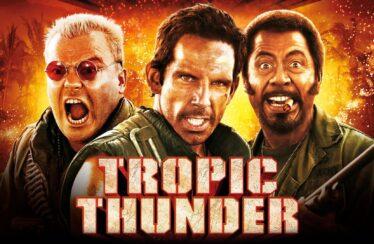 Fake Tropic Thunder Trailers
