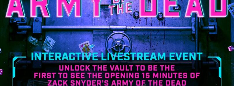 Unlock the First 15-min of Army of the Dead