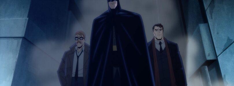 Stills from Batman: The Long Halloween, Part One