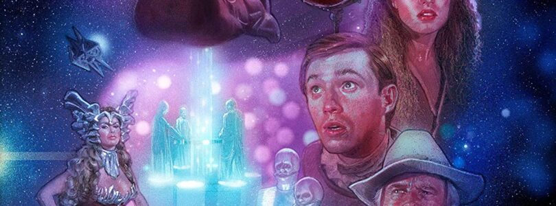 Battle Beyond the Stars Comes to Blu-ray Steelbook from SHOUT! Factory