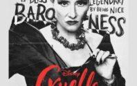 New Cruella Character Posters