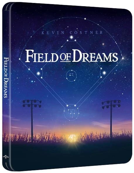 Field of Dreams - Steelbook Artwork