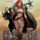 Red Sonja is Hannah John-Kamen