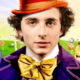 Timothée Chalamet to Play Young Willy Wonka