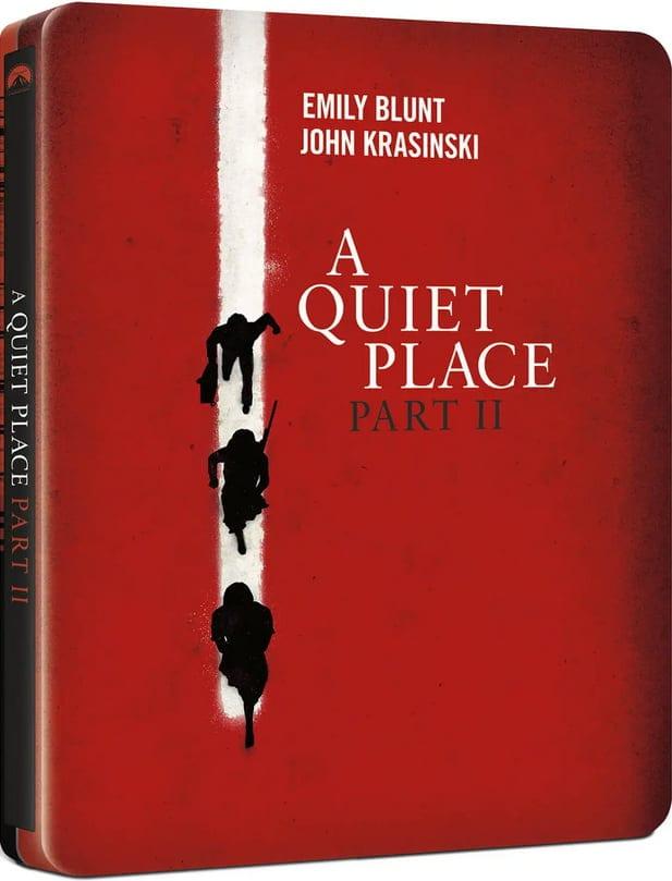 A Quiet Place II - Steelbook Artwork