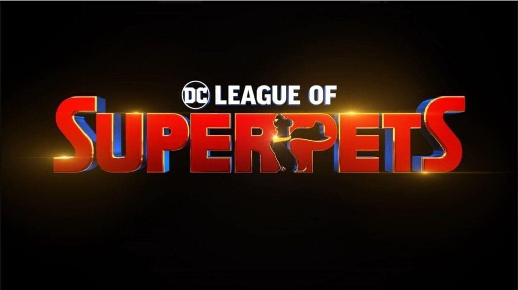 DC League of Super-Pets Logo