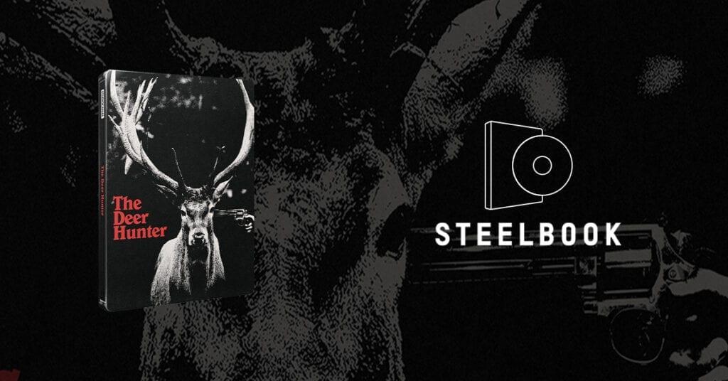 The Deer Hunter Zavvi Steelbook