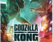 Godzilla vs Kong Blu-ray Giveaway
