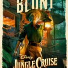 Character Posters for Disney's Jungle Cruise