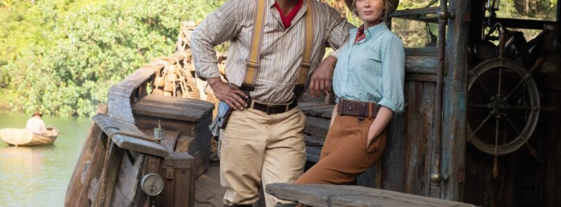 Jungle Cruise Sequel in the Works with Blunt and Johnson Returning