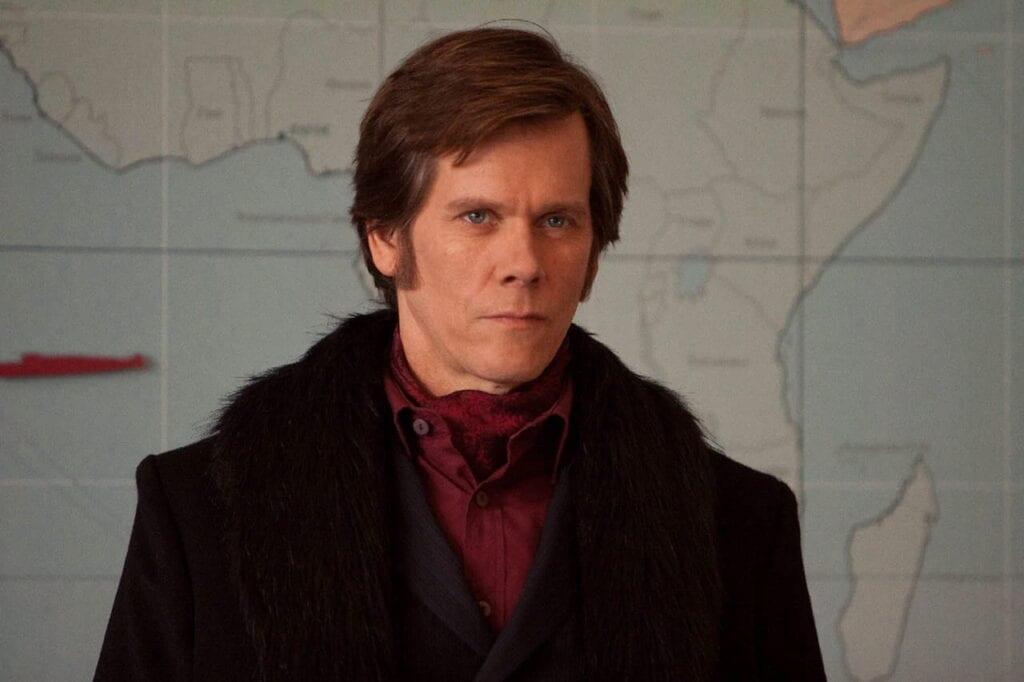 Kevin Bacon as Sebastian Shaw in X-Men First Class