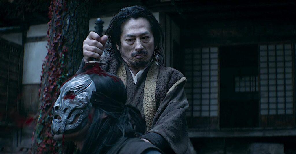 Hiroyuki Sanada - Mortal Kombat