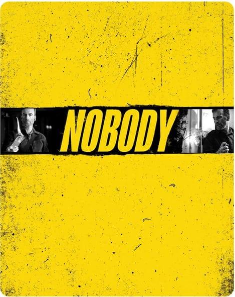 Nobody Steelbook Artwork
