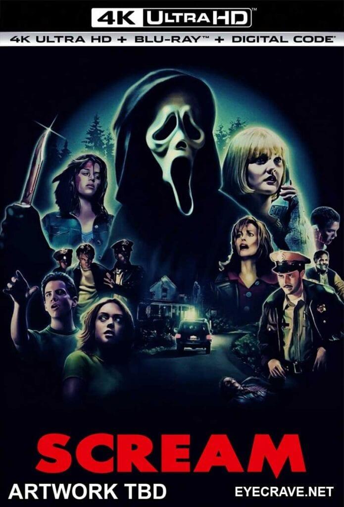 Scream - 4K Artwork - TBD