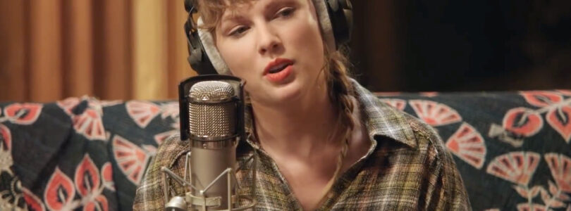Taylor Swift Joins David O'Russell in Cantebury Glass