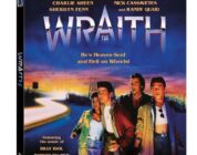 The Wraith Blu-ray Cover Art