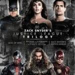 Zack Snyder's Justice League Trilogy Box Art