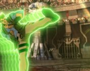 Johnny Cage in action