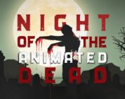 Night of the Animated Dead Title Card