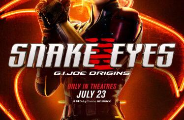 Scarlett Character Poster - Snake Eyes