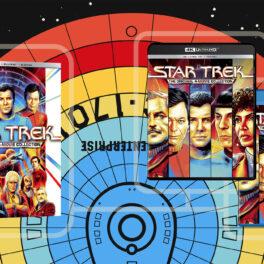 Original Star Trek 4K UltraHD Boxset Coming from Paramount